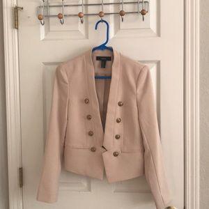 It's a blazer jacket.